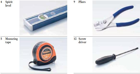 Vật liệu và dụng cụ cần thiết (3)